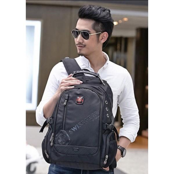Рюкзак SwissGear 1416 Benidorm, black
