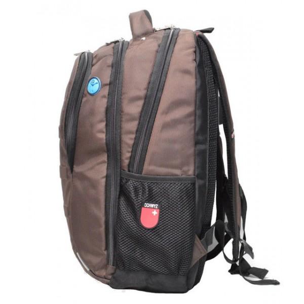 Рюкзак SwissGear 2041 Zyaba, black