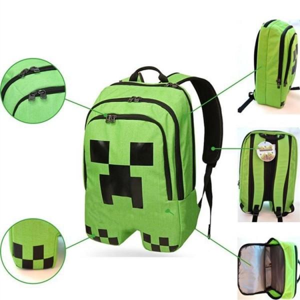 Рюкзак Minecraft Green