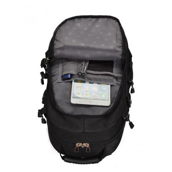 Рюкзак SwissGear 639 Newton, black