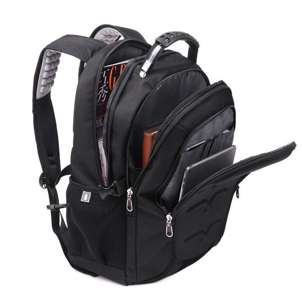 Рюкзак SwissGear 1561 Tawan, black