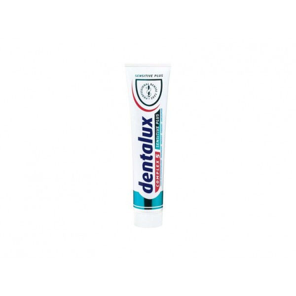 Зубная паста Dentalux Sensitive Plus, 125 мл