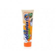 Зубная паста детская Dentalux Fresh Orange 0-6, 100 мл