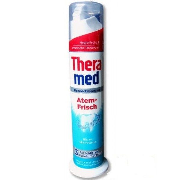 Зубная паста Theramed Atem-Frisch, 100 мл
