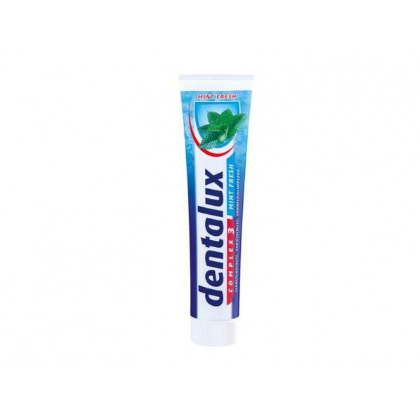 Зубная паста Dentalux Mintfresh, 125 мл
