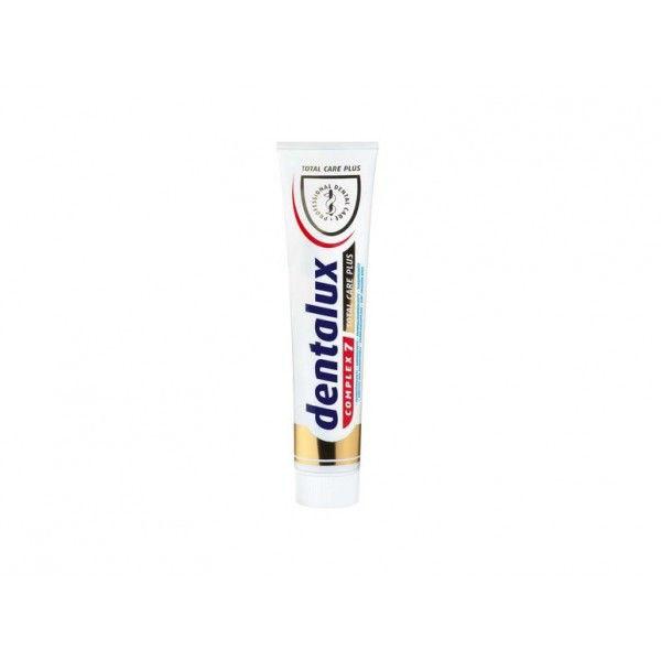 Зубная паста Dentalux Total Care Plus, 125 мл