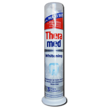 Зубная паста Theramed Triple Protection Whitening, 100 мл