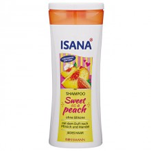 Шампунь Isana Sweet as a peach, 300 мл