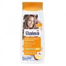 Шампунь для поврежденных и сухих волос Balea Pfirsich & Cocos, 300 мл