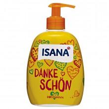 Жидкое крем-мыло Isana Danke Schon, 500 мл