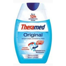 Зубная паста - ополаскиватель Theramed Original 2in1, 75 мл