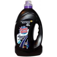 Гель для стирки черных тканей Power Wash Black, 4 л - 53 стирки