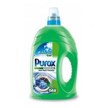 Гель для стирки всех типов белья Purox Universal, 4,3 л - 122 стирки