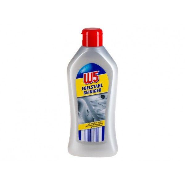 Чистящее средство для поверхностей из нержавейки W5 Edelstahl-Reiniger, 300 мл