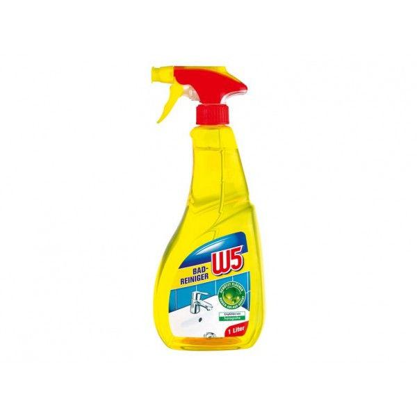 Средство для мытья ванны W5 Bad-Reiniger, 1 л