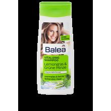 Шампунь для жирных волос Balea Vitalizing Lemongras & Grüne Minze, 300 мл
