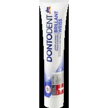 Отбеливающая зубная паста Dontodent Brillant Weiss, 125 мл