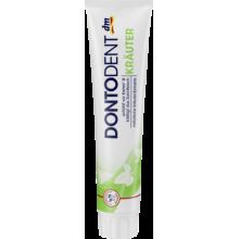 Зубная паста Dontodent Krauter, 125 мл